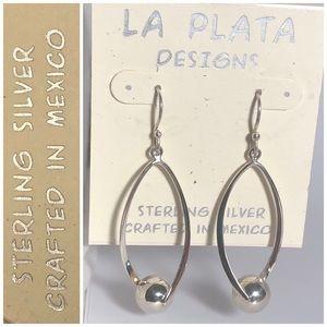 La Plata Designs 925 Sterling Silver Drop Earrings